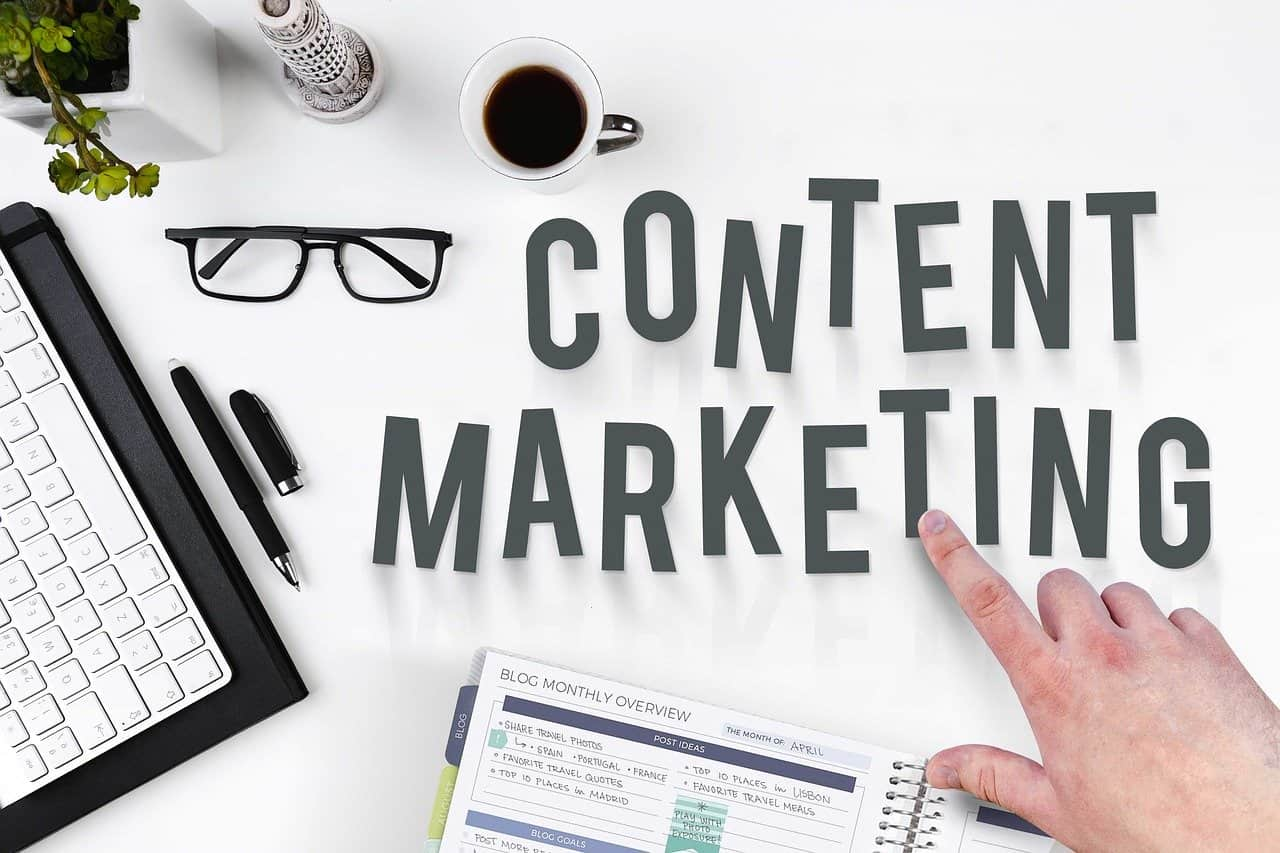 Werbetexte und Content Marketing 2