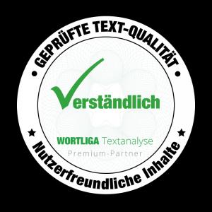 Textanalyse-Siegel